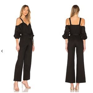 Lovers+Friends Molly off the shoulder Jumpsuit